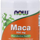 Now - Maca 500mg - 250cap EXP:(04/21)