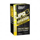 Nutrex - Lipo-6 Black Intense - 60 pastile