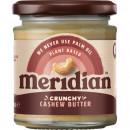 Meridian Foods - Unt de caju (Smooth/Crunchy) - 170g