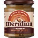 Meridian Foods - Unt din alune de padure (Hazelnut Butter)(Crunchy) - 170g