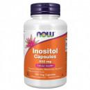 Now - Inositol (inozitol) 500mg - 100 capsule
