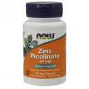 Now - Zinc Picolinat (zinc picolinate) 50mg - 60 capsule