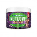 Allnutrition - Nutlove - Whole Nuts Peanut in dark chocolate - 300g