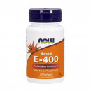 Now - Vitamina E 400 - 50 capsule