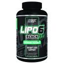 Nutrex Lipo 6 Black Hers Extreme Potency 120caps