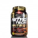 MuscleTech NitroTech 100 Whey Gold 1,13kg