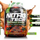 Muscletech NitroTech Naturally Flavored 1,8kg
