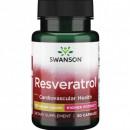 Swanson - Resveratrol 250mg - 30 capsule