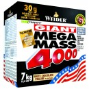 WEIDER Giant Mega Mass 4000 - 7kg