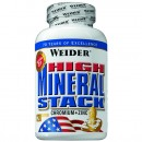 WEIDER High mineral stack 120caps