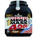 WEIDER Giant Mega Mass 4000 - 3kg