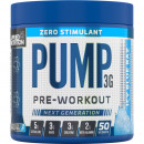 Applied Nutrition - Pump 3g Preworkout ZERO Stimulant - 375g