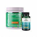 Evogen - Evovite Naturals (Exp. 05/2021) - 168g + CADOU Swanson - N-Acetyl Cysteine 600mg 100caps