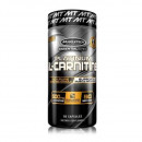 Muscletech - L-carnitine 500mg - 60 capsule (EXP. 03.2021)