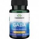 Swanson - GABA 250mg - 60 capsule
