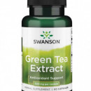 Swanson - Green Tea Extract 500mg - 60 capsule