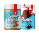 Unt de arahide 1kg + CADOU Protein Pancakes 400g