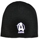 Universal Animal Skull Cap Black