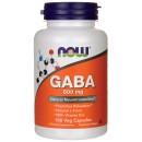 Now GABA 100 Caps