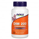 Now - DIM 200 Diindolilmetan - 90 capsule (Exp. 04.2021)