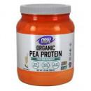 NOW - Proteina din mazare organica 680g