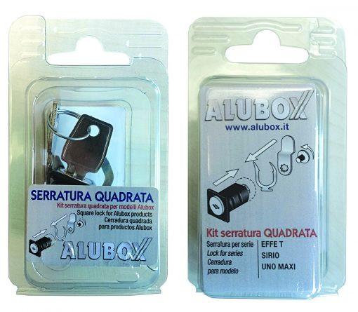 Incuietori cutii postale Alubox Italia produse specificate