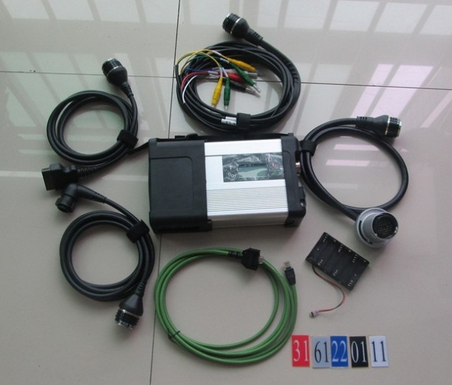 Tester auto mercedes benz xentry sd connect compact c5 for Mercedes benz connect
