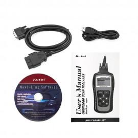 Autel MaxiScan MS609 tester diagnoza auto pentru Motor+ABS cu update online