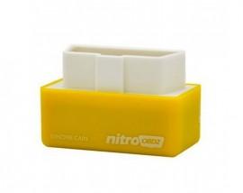 Interfata Chip Tuning 2015 Plug And Play NitroOBD2: creste puterea la masini Pe Benzina