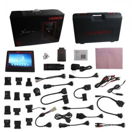 Poze Original Launch X431 V+ PRO3 Wifi/Bluetooth Cars + Heavy Duty Truck Diagnostic Adapter