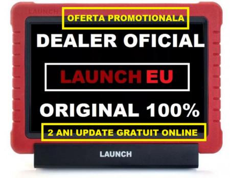 PROMOTIE ! Launch X431 V+ EURO PRO4 Versiunea PREMIUM Wifi/Bluetooth Tableta Toughbook 10.10 inch Tester Auto Profesional Service 24 Luni Update
