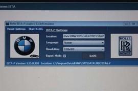 Tester Profesional BMW ICOM A3 versiune noua iSTA D / iSTA P