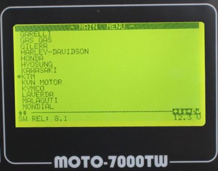 Tester Profesional Motociclete Honda, Harley Davidson, BMW, Kawasaki, Yamaha, Suzuki, Ducati
