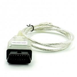 Interfata diagnoza VAG Can PRO 5.5.1 full cu DONGLE / VAG/AUDI OBDII Car Diagnostics Cable