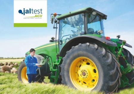Jaltest Agricultural Vehicles (AGV) Diagnostic Set