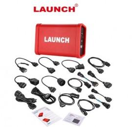 Original Launch X431 V+ PRO3 Wifi/Bluetooth Cars + Heavy Duty Truck Diagnostic Adapter