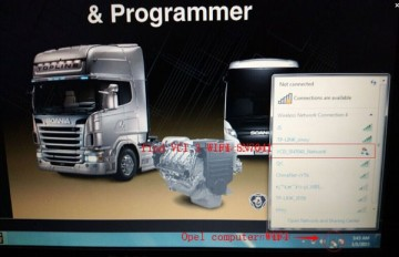 Scania New VCI 3 Euro 6 v.2020 VERSIUNE OEM UE