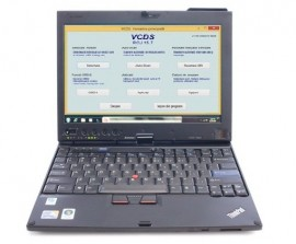 Poze Tester auto profesional gama VAG in limba Romana up-date 2015 cu laptop VCDS full activat