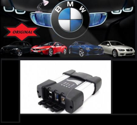 Tester Profesional BMW ICOM Next A, ORIGINAL versiune Europeana s/n 81312360883