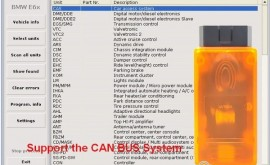 BMW Scanner 2.20