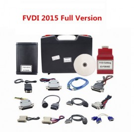 FVDI Abrites Commander cu 18 DVD Full Software, Set Complet New Type 2015