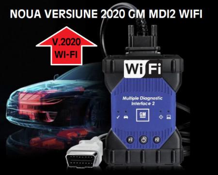 Poze GM MDI 2 (Multiple Diagnostic Interface) Tester Auto Profesional pentru gama GM, model 2020