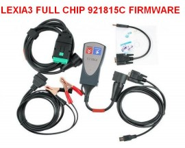 Poze Interfata, Tester, Diagnoza Peugeot si Citroen - Lexia3 PP200 V48 Diagbox 7.6X Serial 921815C cu Chip Original Full Activated
