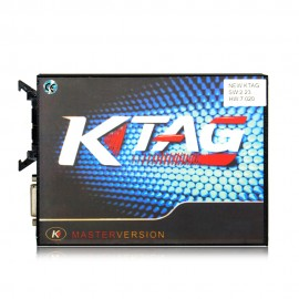 Poze Ktag Tester profesional de chip tuning si programare auto Master K-tag HW 7.020 SW 2.23