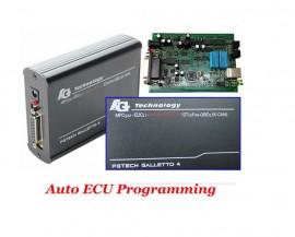 Interfata Chip Tuning FGTech Galletto 4 OBDII ECU Flasher model V54 A+