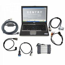 Poze Interfata diagnoza Mercedes Benz STAR C3 v.2015 + Laptop Dell 630 - Kit Service