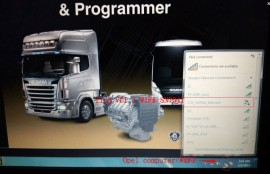 Poze Scania New VCI 3 Euro 6 v.2017
