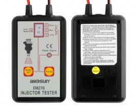 Poze Tester injectoare Original Allsun EM276 Car Fuel Injector System Analyzer & Fuel Injector