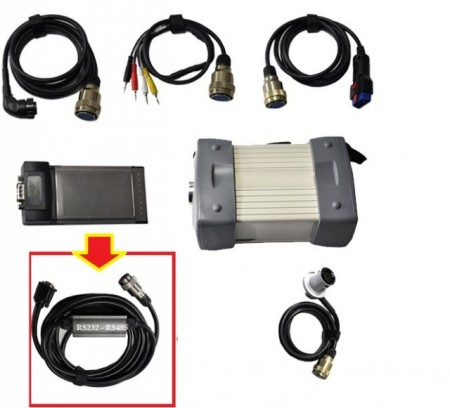 Cablu RS232 to RS485 pentru MB STAR C3 Multiplexer
