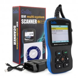 Interfata diagnoza bmw scanner C310 OBDII/EOBD PRO V2016 !!!